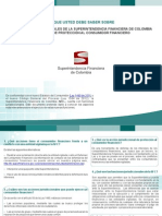 Funciones Jurisdiccionales de La Super Financiera
