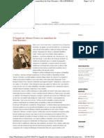 O legado de Afonso Costa e as manobras de José Sócrates