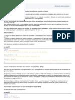 Lephpfacile Cours 02 Declarer Des Variables
