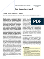 Johnson & Omland_Model Selection in Ecology and Evolution