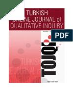 Cross Cultural Research and Qualitative