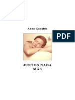 Anna Gavalda - Juntos Nada Mas