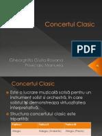 Concertul Clasic
