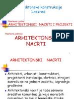Arhitektonski nacrti