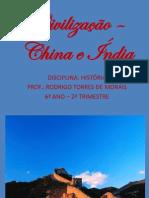 Civilização-China-e-Índia