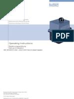 MA3003 Standard EU ML Actuador_electronico de Giro