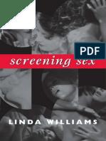 Linda Williams - Screening Sex