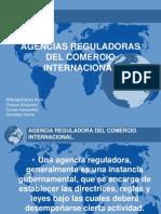 Agencias Reguladoras Del Comercio Internacional