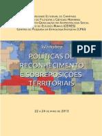 Workshop Sobreposicoes Territoriais_Caderno de Resumos Expandidos