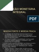 Correção Monetária Integral
