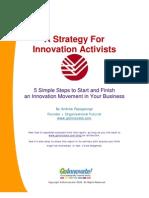 Strategy for Innovation Activists v3-1