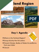 parkland region powerpoint