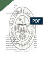 Ley Forestal y Conap