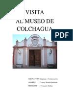 Informe Museo de Colchagua