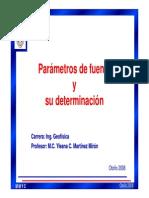 Parametros de Fuente[1]