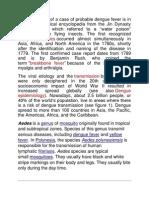 Degue Web Research