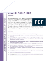 Alcohol Action Plan