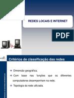 Classificação das Redes