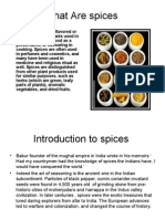 Spices- Indian Cuisine- A Concise Guide