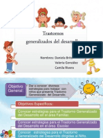 Diapos Trs. Generalizado Del Desarrollo
