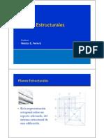 Planos Estructurales Clase 1