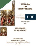 Teologia Do Espc3adrito Santo