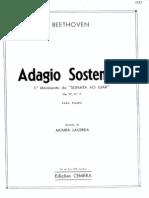 Sonata Ao Luar - Adagio Sostenuto