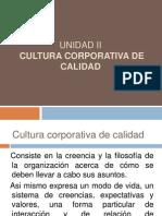 Cultura Empresarial Unidad II