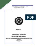 Panduan Penyusunan TA Ver 5 AMIKOM Yogyakarta