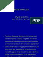 Pemilihan Gigi Versi Indonesian