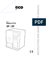 Saeco 5p Programiranje Manual