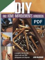 DIY and Home Improvements Handbook