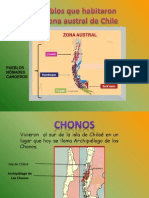 Pueblos Originarios Zona Austral