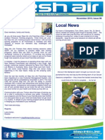 Step Into Life Keysborough November 2013 Newsletter