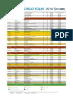 ATP World Tour 2010 and Provisional 2011 Calendar Jun29