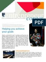 Entrepreneurship Newsletter
