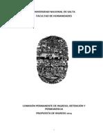 CIU2014 - Humanidades