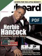 Keyboard Magazine - July 2010