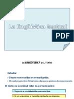 1. El Texto y Tipologia Textual