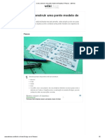 Como Construir Uma Ponte Modelo de Espetos_ 6 Passos - WikiHow