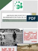 Abonos Organicos y Biofermentos Para Olivo
