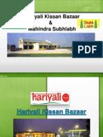 1. Hariyali kisaan bazaar