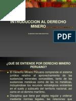 1. Introduccion Der. Minero 1