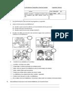 Evaluación uso de biblioteca 2°