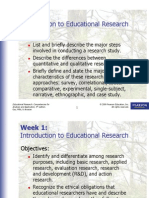 20131119111156Week 1 _ Intro to Educational Research