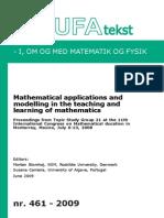 Mathematics Critical