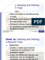 20131119111148Week 2a _ Research Topic