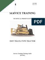 D10T (RJG) Service Training