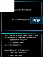 Transport Documents