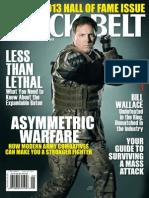 Black Belt Magazine - January 2014 USA